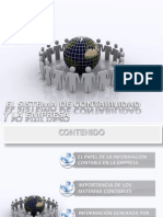 Unidad II Importancia de Los Sistemas Contables y La Empresa Uca