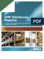 CEN LSC AMER GMP Warehouse Mapping White Paper B211170EN A
