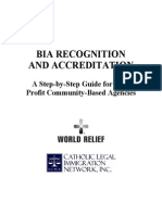 BIA Clinic Guide 2014