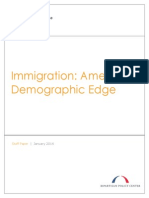Immigration Demographic