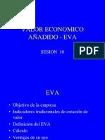 Sesion -10 - Valor Economico Añadido - Eva