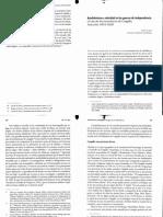Bandolerismo y Etnicidad en Las Guerras de Independencia. El Caso de Los Morochucos de Cangallo Ayacucho 1814-1929 - Jose Igue