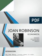 Joan Robinson(1)