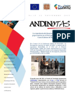Premio FONTAGRO-BID-IICA Regional IssAndes-final