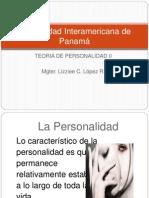 Universidad Interamericana de Panamá(Personalidad)
