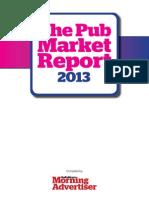 Pub Market Report 2013