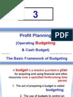 Operating Budget Garrison Chap009