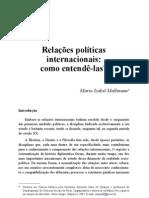 relações políticas internacionais - como entendê-las