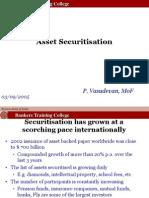 Asset Securitisation - IRM