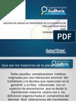 PRESENTACION GESTION DEL RIESGO  PLACENTACION.pptx
