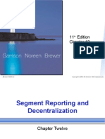 Chap012 Segment Reporting and Decentralization Part 1