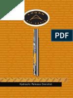 Hyd Rel Overshot Manual