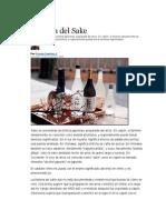 Historia Del Sake