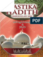 Mastika Hadis Muqaddimah Jilid 1 Edisi Rumi