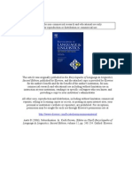 Subordination Elsevier vs-libre