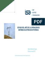 1.Estado Del Arte de La Operacion de Sistemas de Potencia 2014_06 02Jun