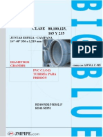 Catalogo Tuberia Big Blue