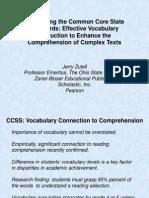 ira zutell vocabulary research