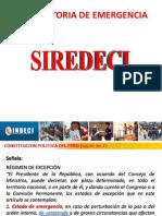 5 Declaratoria de Estado de Emergencia(1) y Situación de Emergencia 2013.pptx