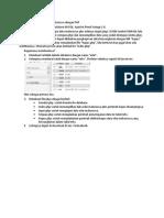Membuat Daftar Nilai Mahasiswa Dengan PHP