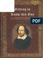 Shakespeare Biography Pdf