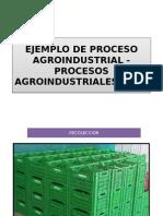 EJEMPLO DE PROCESO AGROINDUSTRIAL - PROCESOS AGROINDUSTRIALES S.pptx