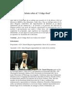 Debate sobre el Código Real.pdf