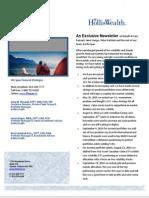 q3 2014 client newsletter