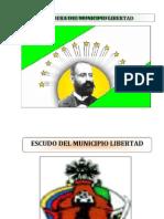 Simbolos Del Municipio Libertad
