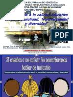 CONSULTA NACIONAL  UNA MIRADA A LA CALIDAD EDUCATIVA DESDE LA PLURALIDD, TRANSVERSALIDAD Y DIVERSIDAD.pptx