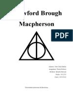 Crawford Brough Macpherson