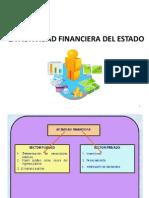Unidad 2 La Actividad Financiera Del Estado