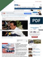 04-11-14 Son 37 casos de afectados por contaminación de Río Sonora