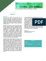 OPSTE bulletin n° 30 Avril 2012anglais