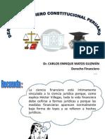 Unidad 6 Derecho Financiero Constituciond asd asd as das ds al Peruano