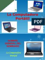 computadoras portatil