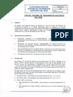 Categorización Del Sistema de Transmisión Existente(2)