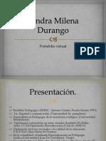 Sandra Milena Durango (Portafolio)