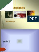 Mitos Sobre Suicidio
