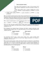 Testarea Ipotezelor Statistice