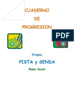 Progresion - Cartilla Pista y Senda