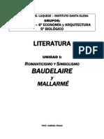 Baudelaire Mallarme
