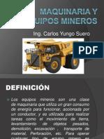 Seguridad en la operacion de equipos mineros