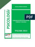 Comunicación Eficaz Entre Familia y Escuela