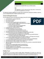 ASP.net MVC Project Assignment November 2014