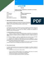 Consultant(e) national(e) pour l'élaboration du Document de Politique Nationale de Protection Sociale en Guinée
