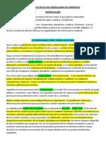 critica al federalismo en corrientes
