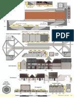 Pegasus Bridge Model