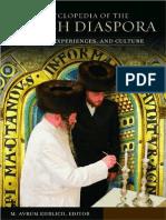 M. Avrum Ehrlich-Encyclopedia of the Jewish Diaspora Origins, Experiences, And Culture (2008)