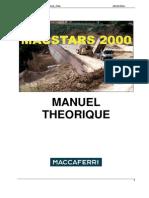 Macstars 2000 Manuel Théorique FRA